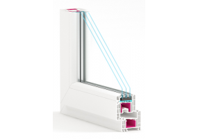 Пластиковые окна Brusbox 70-6