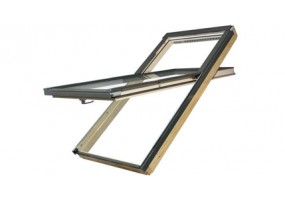 Мансардное окно Fakro Окна с приподнятой осью поворота створки proSky