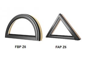 Мансардное окно Fakro Окна-надставки FBP Z6, FAP Z6