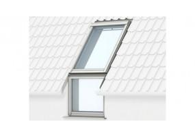 Мансардное окно Velux Карнизные окна VFE, VIU