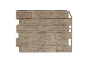 Панель фасадная Wandstein Скол Золотой песок