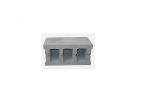 Блок стеновой (2-х пустотный с закрытым дном)