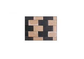 Тротуарная плитка Античный брук (вариант 3)
