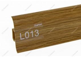 ПЛИНТУС ПВХ «LINEPLAST», L013