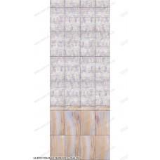 Глянцевая панель «ВЕК», Барокко фиолетовый