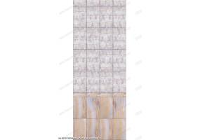 Глянцевая панель ПВХ «ВЕК», Барокко фиолетовый