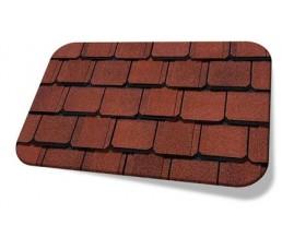Гибкая черепица CertainTeed Georgian Brick