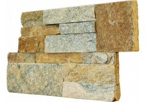 Камень натуральный Кварцит мультиколор (modern) от Pharaon p3-25