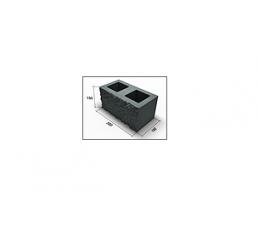 Блок облицовочный 390*190*190