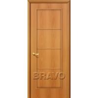 """Ламинированная межкомнатная дверь """"10Г"""" Миланский орех глухая"""
