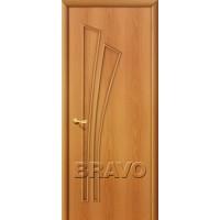 """Ламинированная межкомнатная дверь """"4Г"""" Миланский орех глухая"""