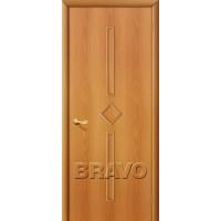 """Ламинированная межкомнатная дверь """"9Г"""" Миланский орех глухая"""