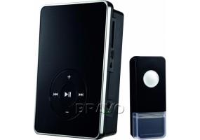 Дверной звонок «DBQ09M WL MP3 16M» беспроводной
