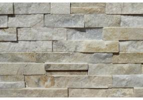 Фасадный облицовочный натуральный камень Cream Quartzite 40F
