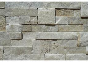 Фасадный облицовочный натуральный камень Cream Quartzite 40T