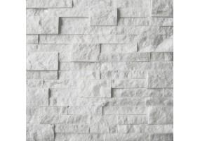 Фасадный облицовочный натуральный камень Diamond White 41T