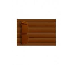 Акриловый блок-хаус (AСA) 3,0 Grand Line D4,8 светлый дуб