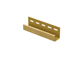 J-Планка золотая